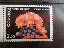 MONACO 1982, timbre 1310, plantes, fleurs, neuf**