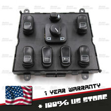 New Master Electric Power Window Switch For 1998-2003 Mercedes Benz 1638206610