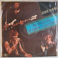 BEE GEES: To Whom it May Concern TAIWAN Scarce Import Vinyl LP