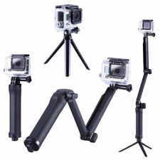 Portable GoPro 3 in 1 Monopod Tripod Pole Selfie Stick For GoPro Hero 5 4 3+ 2 1