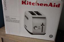 KitchenAid 5KMT2115BOB Classic 2-Slot Toaster - Onyx Black