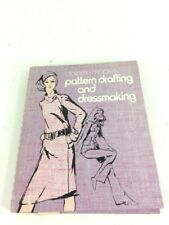 Dorothy Moores Pattern Drafting and Dressmaking 1971 spiral bound - sewing