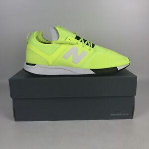 New Balance Revlite 247 Running Shoes Men's Size 11.5 Yellow MRL247NE