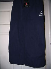 BOYS LE COQ SPORTIF 3/4 LENGTH NAVY TROUSERS AGE 11/12 BRAND NEW