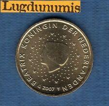 Pays Bas 2007 - 50 centimes d'Euro - Pièce neuve de rouleau - Netherlands