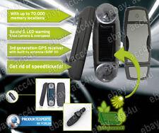 Mr Handsfree Spy + Car Solar Powered GPS Europe Speed Camera Detector Warning