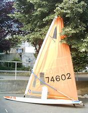 ORIGINAL WINDSURFER 1979 Complète planche à voile board
