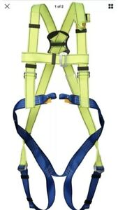 G-Force P30 2 Point Full Body Adjustable Height Safety Harness