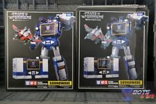 Transformers G1 Masterpiece MP-13 MP 13 MISB Soundwave Authentic Takara C10
