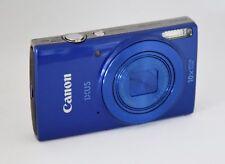 CANON Digitale Kompaktkamera IXUS 190 blau