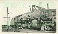 8C515 RP 1953/60s CUMBERLAND RAILWAY & COAL 2-8-2 LOCOMOTIVE #2051 SPRINGHILL NS