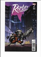 Rocket #1 1 in 15 variant cover set Guardians Of The Galaxy 2 July 2017