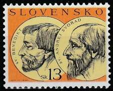 Slowakije postfris 2003 MNH 455 - Andrej Svorad / Benedikt
