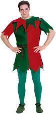 Adult Elf Tunic Costume-Standard/Large ( Jacket Size 38-44 )