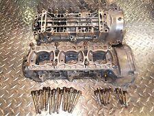 1998 98 polaris xlt touring 600 crankcase crank case w/ bolts