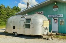 1962 22' Airstream Flying Cloud Vintage No Dents, No Reserve, Free Delivery!