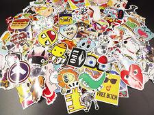 900 PCS Colorful Skateboard Bike Luggage Car Laptop Decals Sticker Mix Lot US