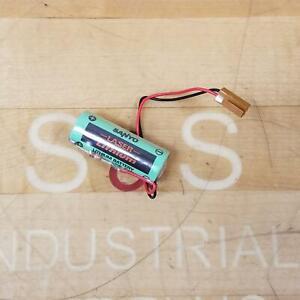 Sanyo CR17450SE-R Lithium Battery, 3 Volt - USED