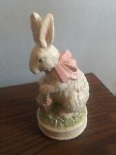 Easter Rabbit Figurine