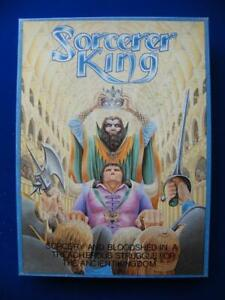 Sorcerer King - Wotan Games - 1985 - VG+