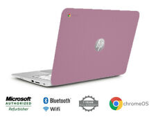 HP Chromebook 14 Laptop Intel 1.4 GHz 4 Memory 16 SSD Bluetooth Wifi HDMI Webcam