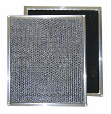 Combo Charcoal/ Grease filter for GE WB2X8406 WB02X10700 AFF108 WB2X8253