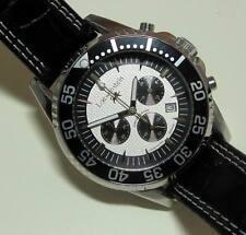 LOEWENSTEIN Chronograph, Lederband, neu