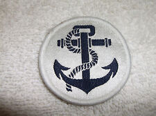 Anchor New Sew On Name Patch Tag