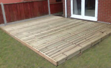 Decking Kits timber boards Various Sizes.