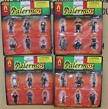 24 Italian Homies called PALERMOS - Complete set of all 24 different figures