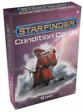 Starfinder Cards: Starfinder Condition Cards by Staff, Paizo in Used - Very Goo