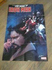 Promo Poster -Tony Stark, Iron Man #1 - Marvel - Alexander Lozano           ZPO0