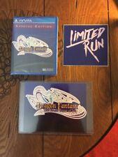 Dragon Fantasy Limited Run Games (PS Vita) - New and Factory Sealed