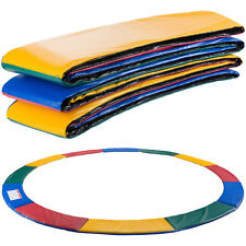 Arebos Trampoline Safety Pads Cover Padding 15ft colourful
