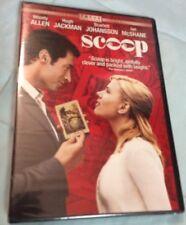 SCOOP  Starring: Woody Allen, Hugh Jackman, Scarlett Johansson, Ian McShane DVD