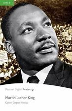 Martin Luther King, Level 3, Pearson English Readers (2nd Edition) (Penguin Rea