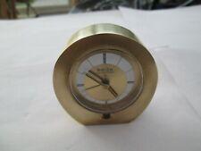 More details for vintage swiza calendar alarm clock