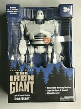 "The Iron Giant Figure Walking w/ Lights & Sounds 14"" Walmart Exclusive"