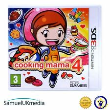 Cooking Mama 4 (Nintendo 3DS) **GREAT CONDITION**
