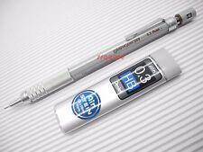 1 x Pentel PG513 Graphgear 500 0.3mm Mechanical Pencil for Arts +Pencil Leads