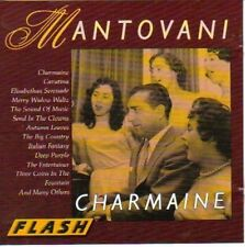 Mantovani (Orch.) Charmaine (compilation, 16 tracks) [CD]