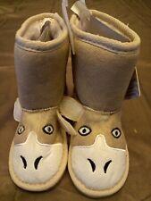 Muk Luks Zoo Babies Booties - Size 9 - GallyHo
