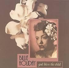 Billie Holiday God Bless The Child 1994 MCA Re-Issue CD Album VGC
