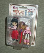 Sakura Taisen Sakura Wars Sakura Shinkuji P-Chara Pinky Street Figurine (Creos)