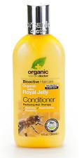 Dr organic Bio-Actifs Eco Gelée Royale (Organique) Après-shampoing 265 ML