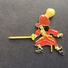 DS NeverLand 40th Anniversary Commemorative Captain Hook Disney Pin 2114