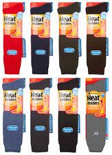 Heat Holders - Herren winter warm bunt trekking extra lang thermosocken / socken