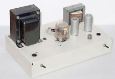 Lab Instrument with Relay, Transformers, Potentiometers, Tube Holders, etc