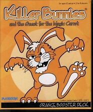 Killer Bunnies Orange Booster By Playroom Entertainment  ages 13+