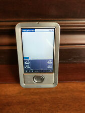 Plamone Lifedrive Palmpilot PDA WORKING WITH CHARGER, CD, STYLUS AND MORE